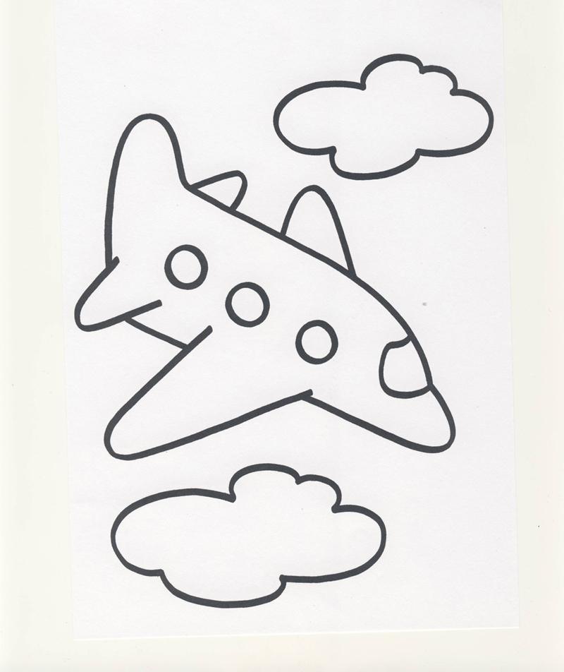 abbastanza 2 3 Anni, Disegni per bambini da colorare BB92