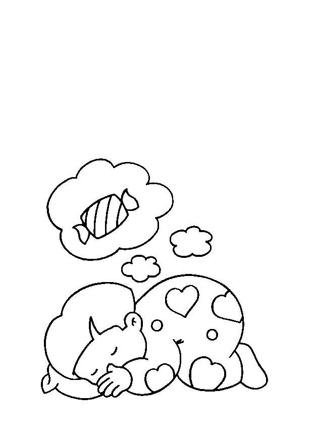 3 4 anni 3 disegni per bambini da colorare for Disegno bambina da colorare
