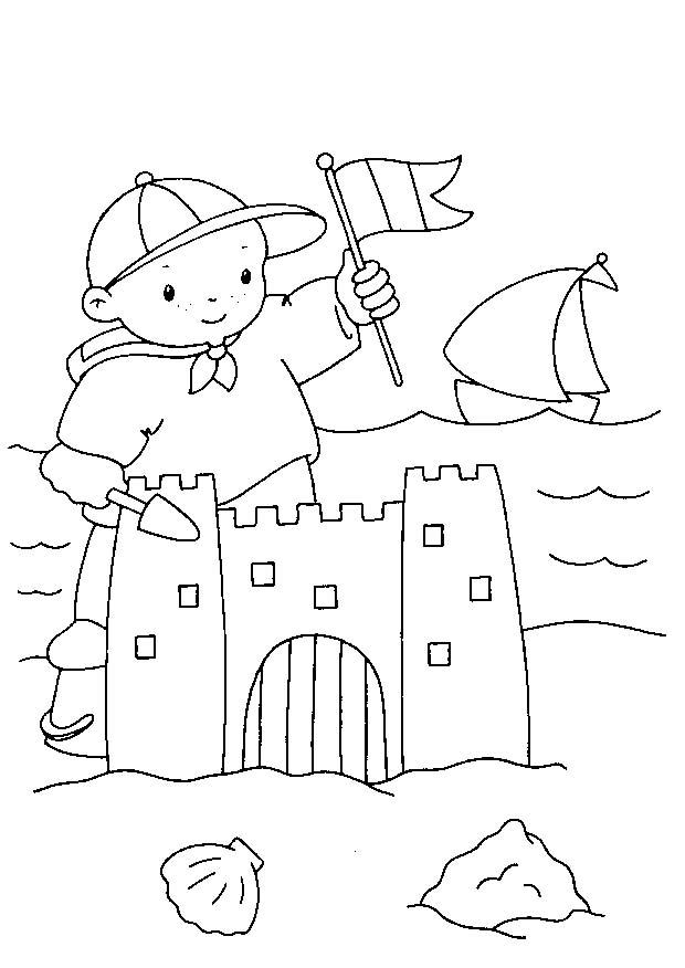 4 5 anni 9 disegni per bambini da colorare - Disegno di immagini di veicoli ...
