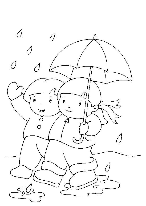 4 5 anni 12 disegni per bambini da colorare for Disegno bambina da colorare