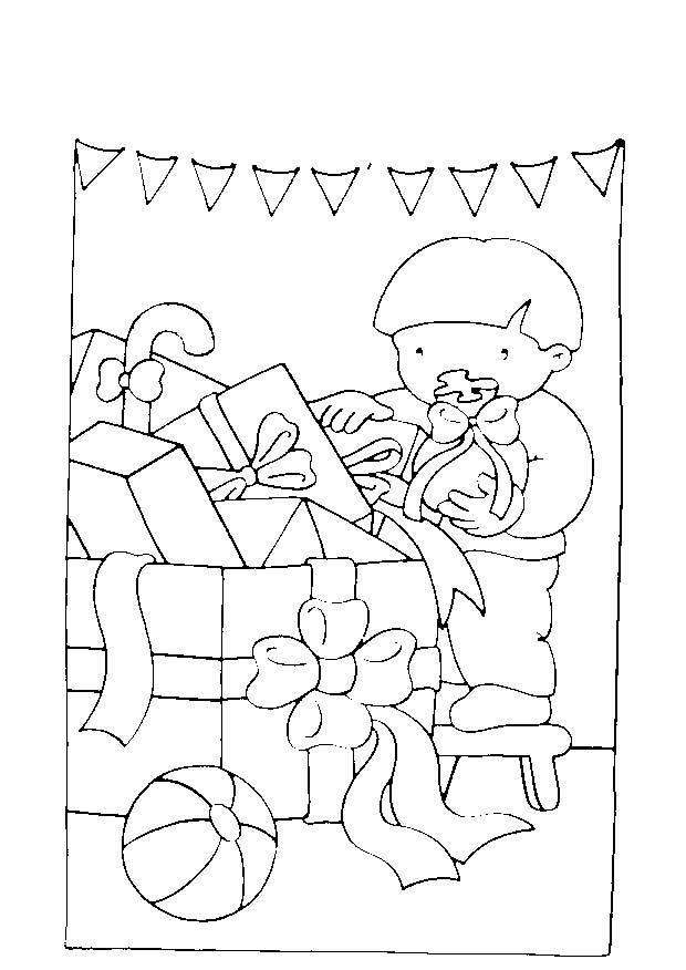 5 6 anni 5 disegni per bambini da colorare - Elfo immagini da stampare gratuitamente ...