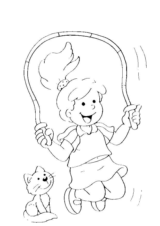 5 6 anni 7 disegni per bambini da colorare for Cucinare per bambini 7 anni