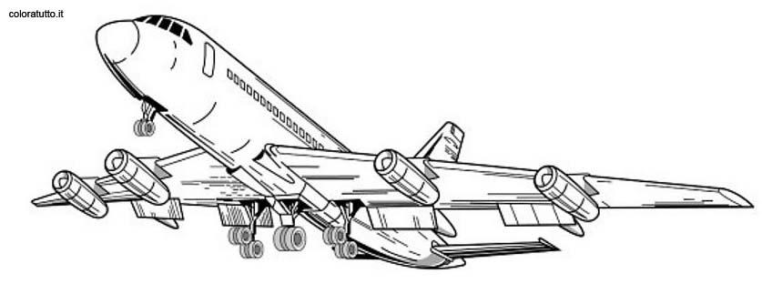 Aereo Da Guerra Da Colorare Disegni Da Colorare Aerei Ed Elicotteri