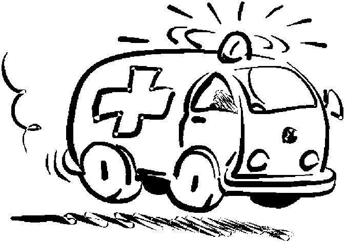Ambulanze disegni per bambini da colorare for Immagine di un disegno di architetto
