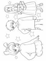 Cartoni Animati Disegni Per Bambini Da Colorare