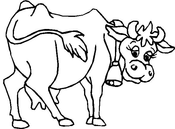 Animali fattoria 9 disegni per bambini da colorare for Fattoria immagini da colorare