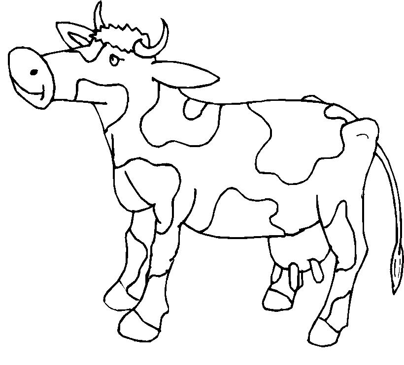 Animali fattoria 10 disegni per bambini da colorare for Fattoria immagini da colorare
