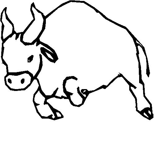 Animali fattoria 10 disegni per bambini da colorare for Disegno della fattoria americana