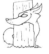 Disegni animali della foresta 6 disegni per bambini da for Disegni da colorare animali della foresta