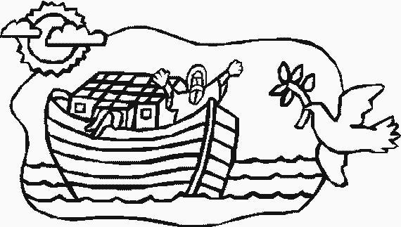 Arca Di Noe Da Colorare.Arca Di Noe Disegni Per Bambini Da Colorare
