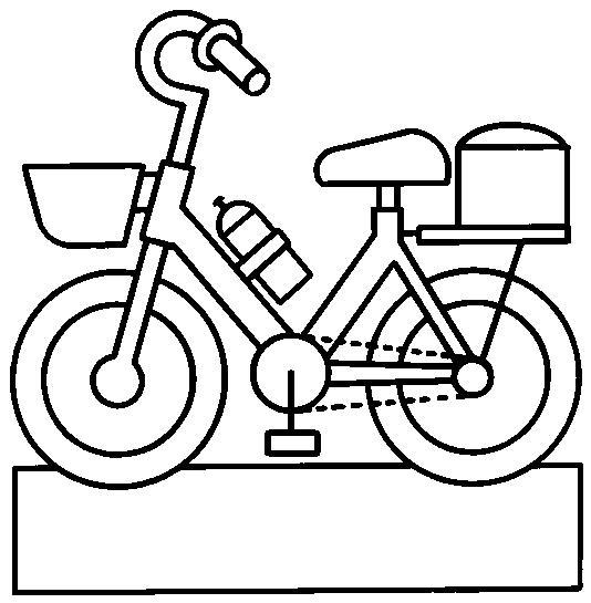 Biciclette Disegni Per Bambini Da Colorare