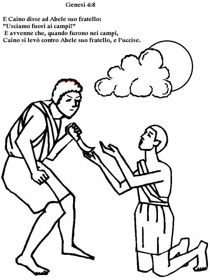 Caino e abele 1