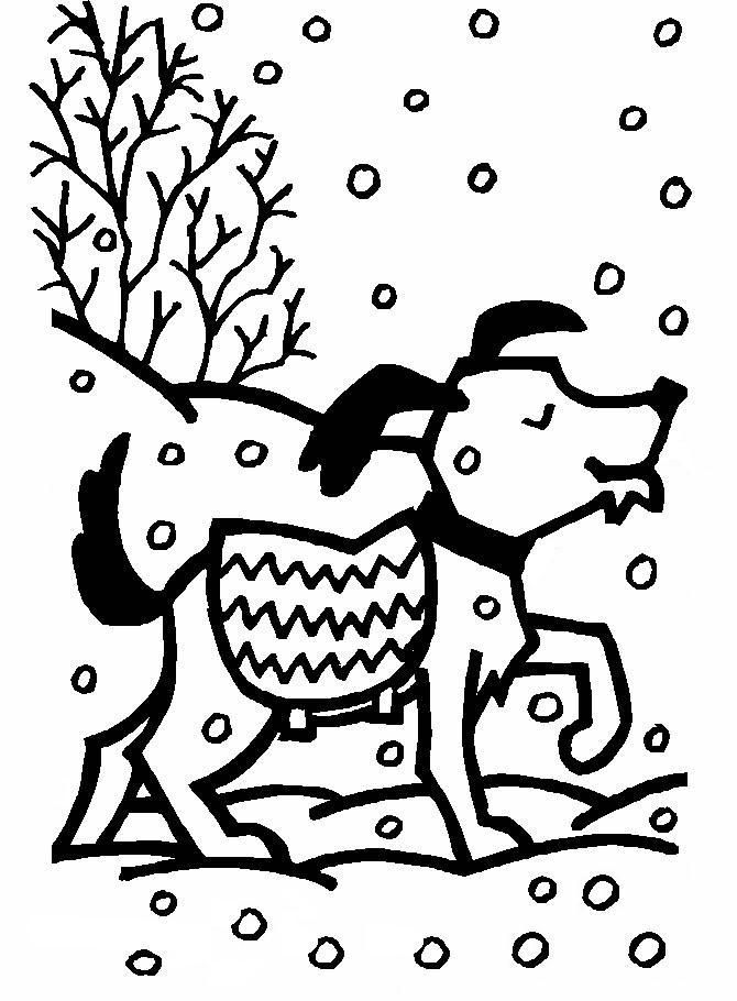 Cani disegni per bambini da colorare for Neonati da colorare e stampare