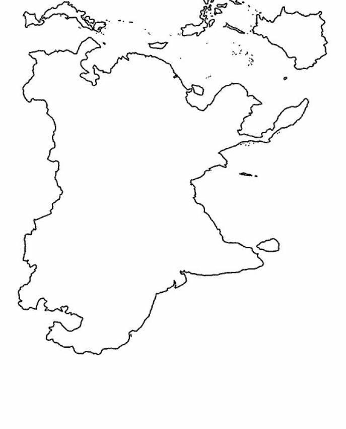 Disegni Cartine Geografiche 1 Disegni Per Bambini Da Stampare E