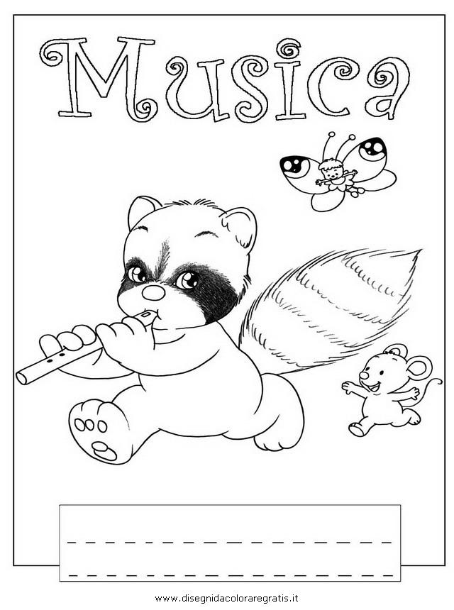 Super Copertine Quaderni 5, Disegni per bambini da colorare OP37