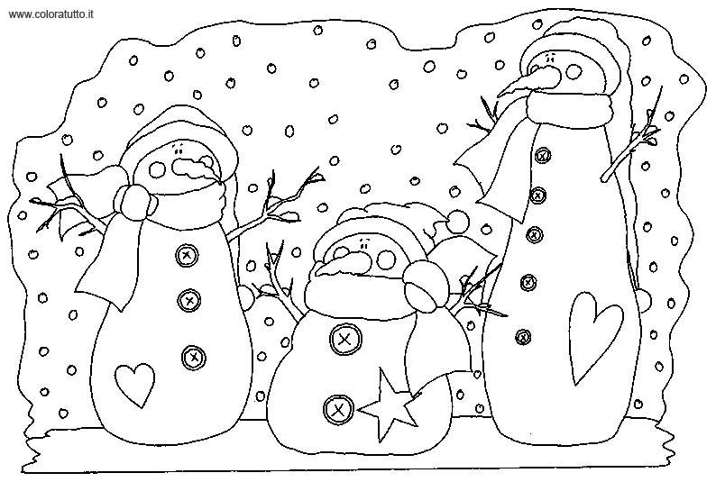 Pin pictures disegni da colorare sull inverno ajilbabcom for Disegni sull inverno