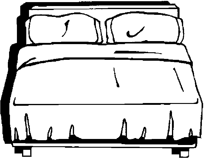 Letti disegni per bambini da colorare - Disegni camera da letto ...