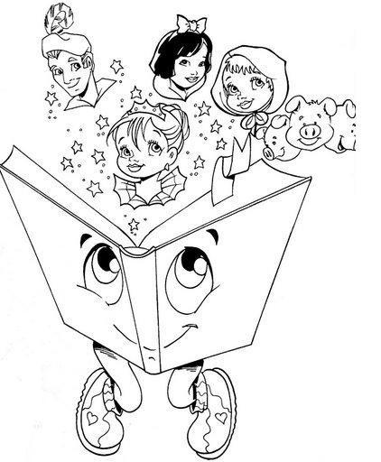 Libri disegni per bambini da colorare - Libri da colorare di fiori ...