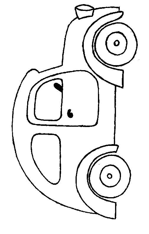 Macchine 4 disegni per bambini da colorare - Dessin a colorier de voiture ...