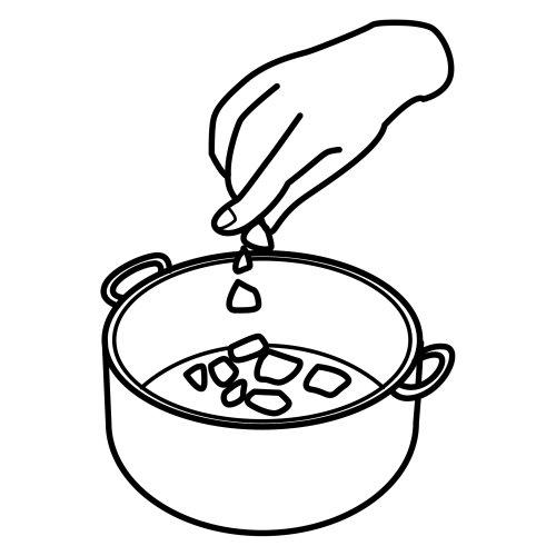 Disegni pittogrammi 12 disegni per bambini da stampare e for Cucinare per 40 persone