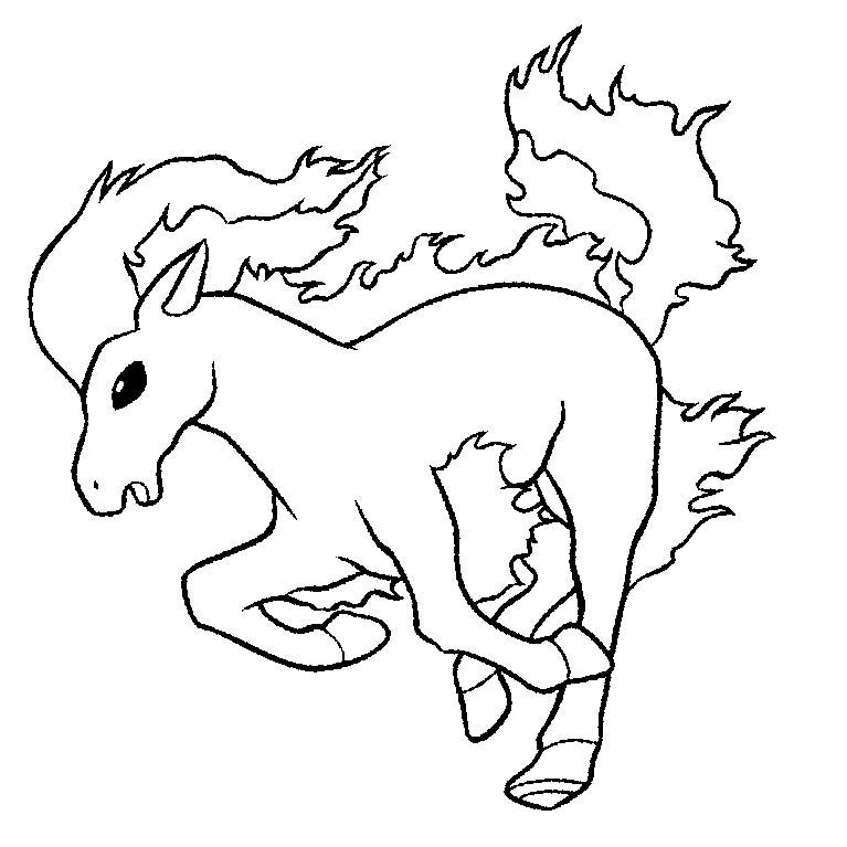 Pokemon 24 Disegni Per Bambini Da Colorare